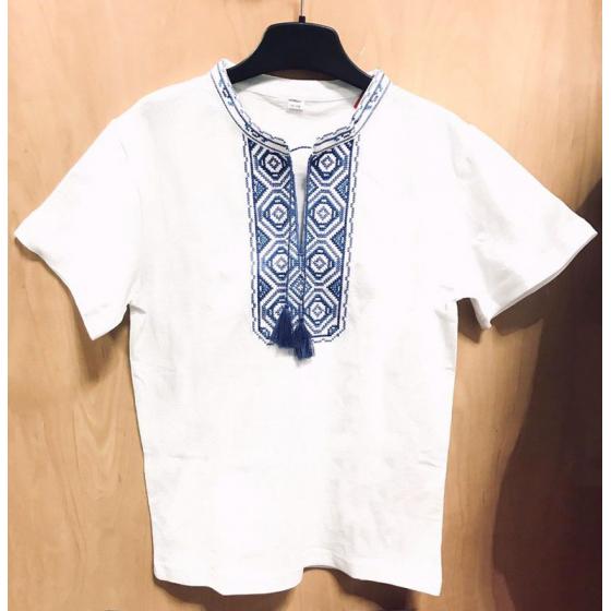 Вышиванка футболка Этно-Модерн