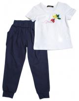 Футболка + брюки - комплект костюм Flash - Флеш Джемпер 15PD020/2600