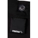 Брюки скинни черные Reima | Рейма Softshell Mighty 532107/9990