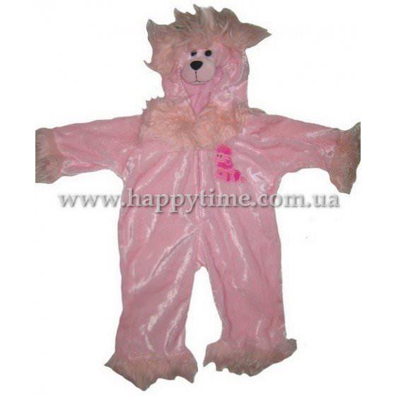 Карнавальный костюм Розовый пудель