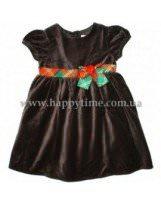 Праздничное бархатное Платье GEORGE