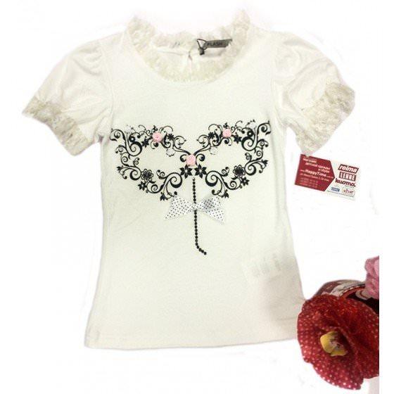 Блузка футболка Flash/Флеш