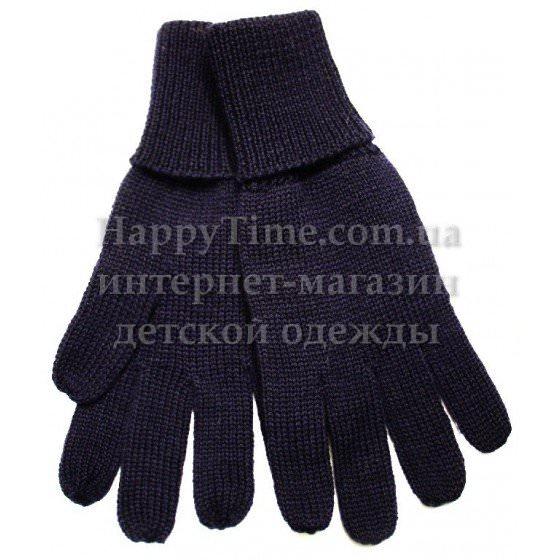 Перчатки темно-синие зимние Lenne KIRA 16593/229