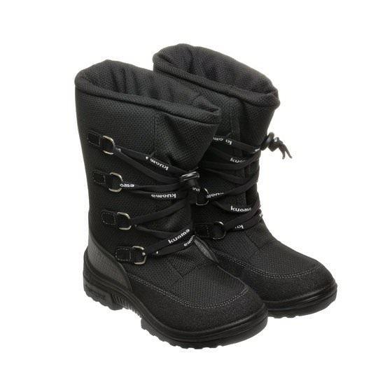 Ботинки зимние Kuoma Rocky Black 1708/03