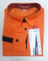 Рубашка Frantolino Fresh для мальчика с длинным рукавом