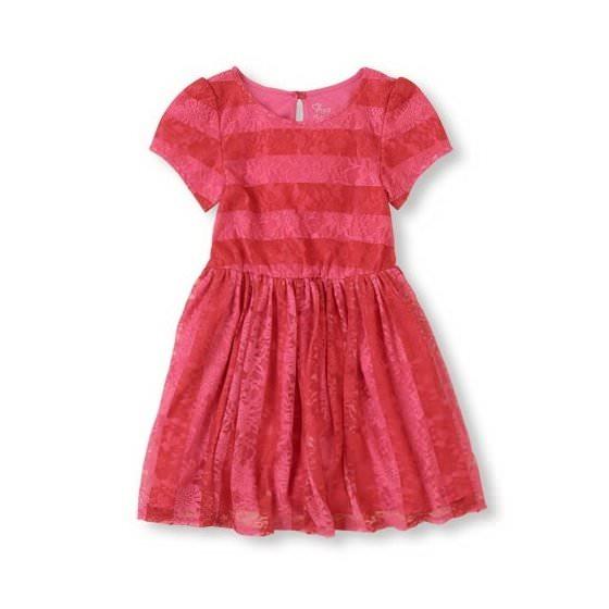 Нарядное платье The Children`s Place