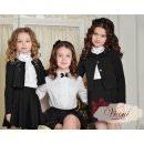 Школьный пиджак черноко цвета Viani / Виани