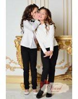 Черные школьные брюки Viani / Виани ШК65