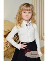 Школьная блузка Viani / Виани / Модные Детки