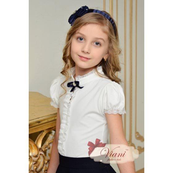 Блуза школьная Viani / Виани / Модные Детки