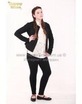 Школьный пиджак черного цвета Viani / Виани