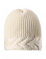 Зимняя белая шапка-бини Reima - Рейма Pihla 528562/0100