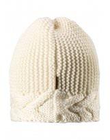 Зимняя белая шапка-бини Reima | Рейма Pihla 528562/0100