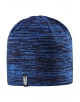 Темно-синяя теплая зимняя шапка Lassie - Ласси