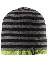 Теплая зимняя полосатая шапка Lassie - Ласси