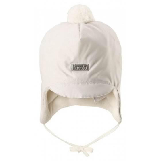 Теплая зимняя водоотталкивающая шапка Lassie | Ласси by Reima 718721/0160