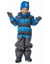 Спортивная голубая зимняя шапка Lassie | Ласси by Reima 728712/6520