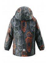 Куртка черная зимняя LASSIE   ЛАССИ BY REIMA 721715/2891 купить HappyTime