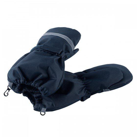 Зимние темно-синие рукавицы краги LASSIE | ЛАССИ BY REIMA 727717/6990