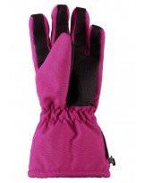 Зимние малиновые перчатки LASSIE | ЛАССИ BY REIMA 727716/4800