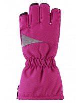 Зимние малиновые перчатки LASSIE - ЛАССИ BY REIMA
