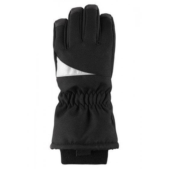 Черные зимние перчатки LASSIE | ЛАССИ BY REIMA 727716/9990