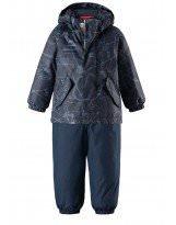 Зимний темно-синий костюм - комплект Reimatec - Рейма Olki