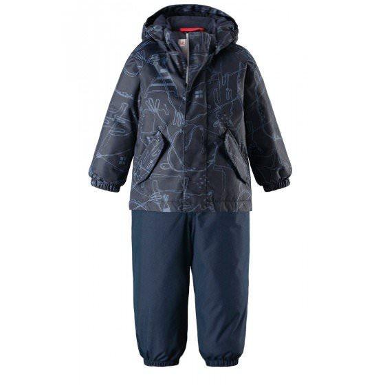 Зимний костюм - комплект Reimatec | Рейма Olki 513109/6981