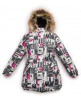 Парка - пальто зимнее Lenne | Ленне Tiffy 17363A/1070