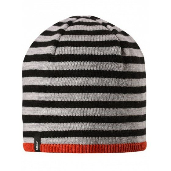 Теплая зимняя оранжевая шапка Lassie | Ласси by Reima 728718/9991