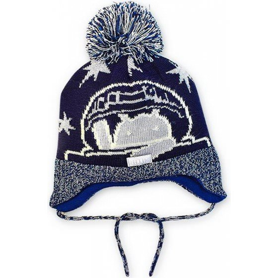 Зимняя шапка с завязками Lenne | Ленне GARUM 17375/229