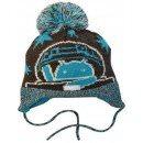Зимняя шапка с завязками Lenne | Ленне GARUM 17375/637
