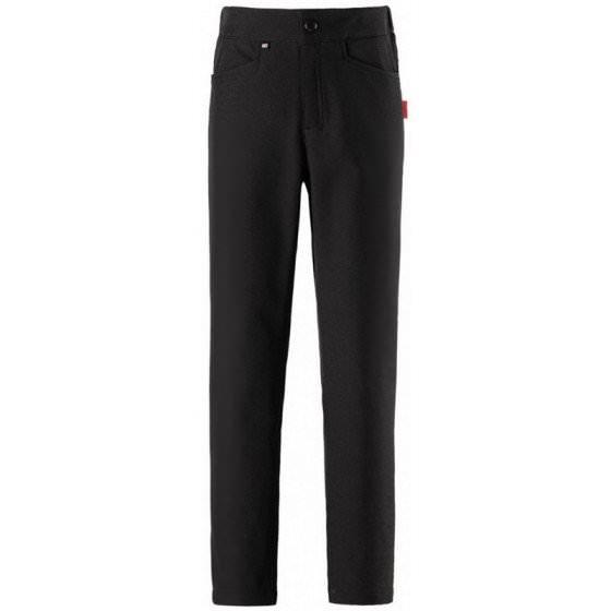 Черные брюки - скинни Reima | Рейма Softshell Idea 532108/9990