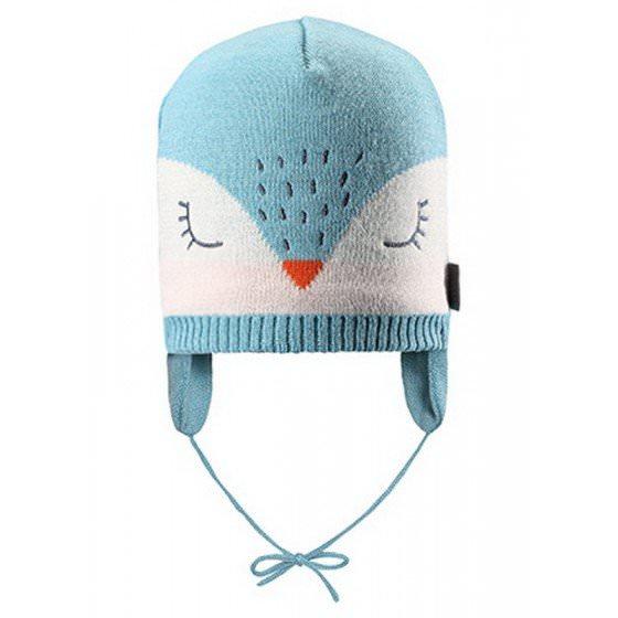 Теплая зимняя шапка Lassie 718722 | Ласси by Reima