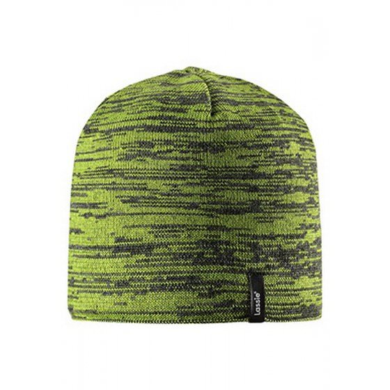 Зимняя зелёная шапка Lassie 728713 | Ласси by Reima
