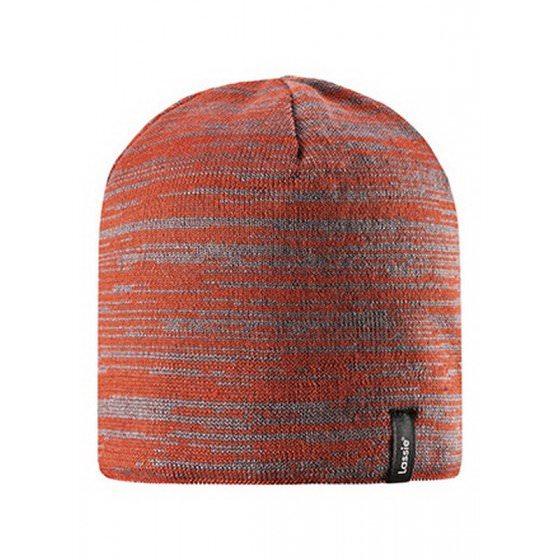 Зимняя оранжевая шапка Lassie 728713 | Ласси by Reima