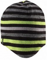 Зимняя полосатая шапка Lassie 728714 | Ласси by Reima