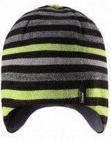 Зимняя полосатая шапка Lassie 728714 - Ласси