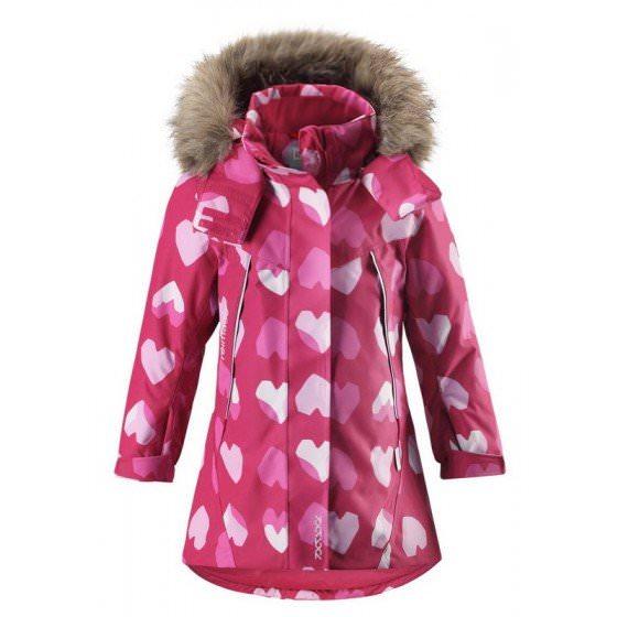 Удлиненная зимняя парка куртка Reimatec   Рейма Muhvi 521516