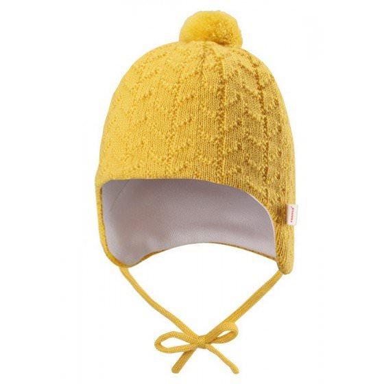 Зимняя шапка-бини для новорожденных Reima | Рейма Lintu 518385