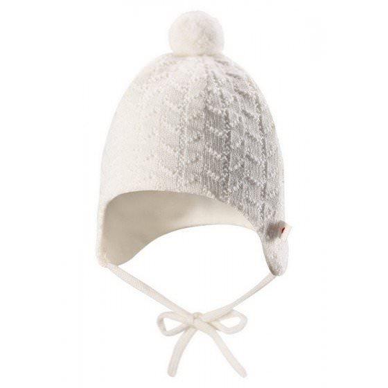 Зимняя шапка-бини для новорожденных Reima | Рейма Lintu 518385/0110