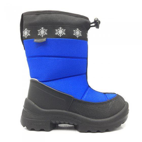 Сапоги зимние Kuoma Lumieskimo Royal blue| Куома Королевский синий