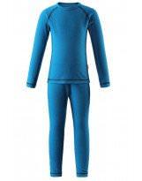 Термобелье синее для детей и подростков Reima - Рейма Lani