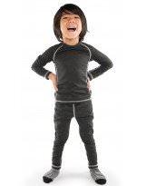 Термобелье темно-серое для малышей Reima - Рейма Lani