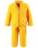 Флисовый желтый костюм Reima - Рейма ETAMIN 516268