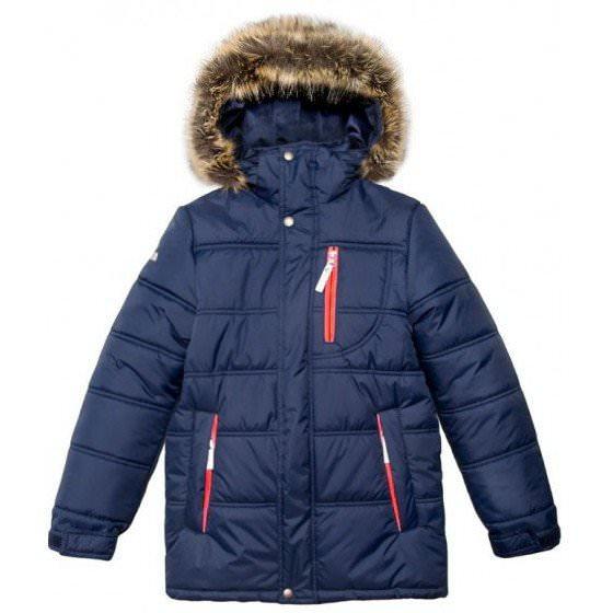 Парка куртка зимняя Lenne | Ленне куртка LUKE 17366