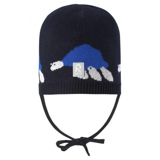 Демисезонная шапка-бини  Reima - Рейма Kuohu 518449