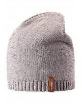 Демисезонная светло-серая шапка-бини Reima - Рейма Bubble 528572