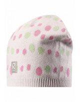 Демисезонная светлая шапка-бини Reima - Рейма Pulpo 528572