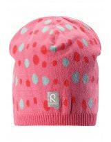 Демисезонная коралловая шапка-бини Reima - Рейма Pulpo 528572